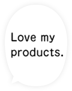 Love my products.