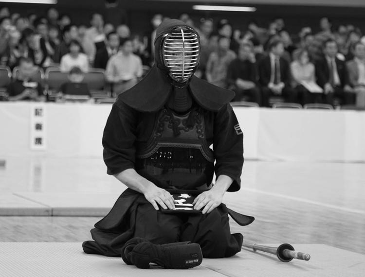 剣道の理念と剣道の修練の心構え