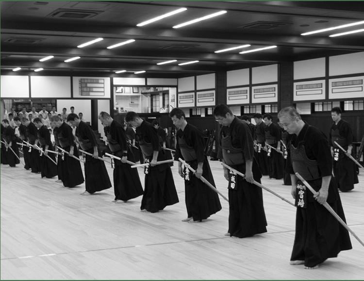 剣道指導の心構え