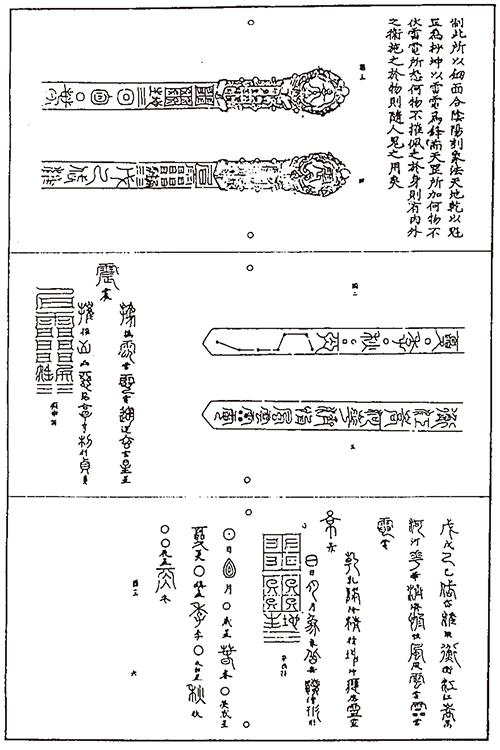 含象剣鑑図